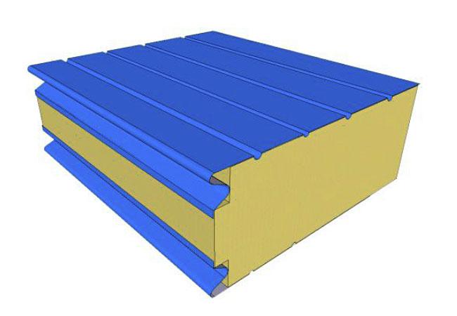 Стеновые сэндвич панели: характеристики, свойства